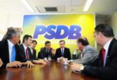 Diretório do PSDB quer expulsar tucano que se reuniu com líderes de esquerda | Foto: