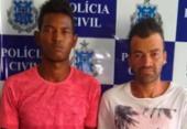 Dupla suspeita de tráfico é presa em Santo Antônio de Jesus | Foto: Divulgação | Polícia Civil
