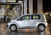 Volkswagen Up! em três versões e sem câmbio automatizado | Foto: Divulgação