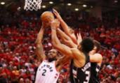 Raptors vencem Bucks em casa e vão à final da NBA   Gregory Shamus l AFP