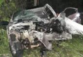 Colisão deixa uma pessoa morta e outra ferida na BR-110 | Cidadão Repórter