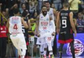 Franca supera o Flamengo e iguala série na final do NBB   Divulgação   NBB