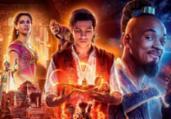 Estreia de 'Aladdin' lidera bilheterias americanas | Divulgação