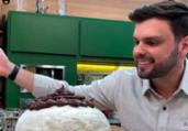 Kadu Barros promove aula de gastronomia em universidade | Reprodução | Instagram