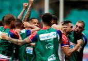 Bahia vence o Fluminense na Arena Fonte Nova | Raul Spinassé | Ag. A TARDE