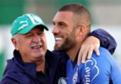 Fernandão quer pôr fim à seca de gols contra São Paulo | Felipe Oliveira l EC Bahia