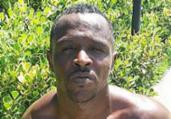 Ex-presidiário é detido após tentar roubar celular | Divulgação l SSP-BA