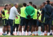 Seleção brasileira inicia preparação para Copa América | Divulgação | Lucas Figueiredo | CBF