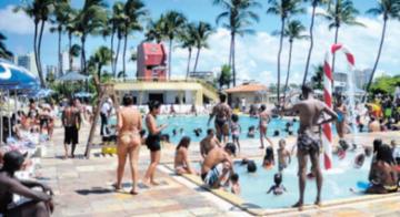 Feriado com muito lazer e atividades recreativas voltadas para as famílias - Felipe Iruatã