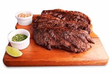 Rede oferece diferentes tipos de carne - Foto: Divulgação