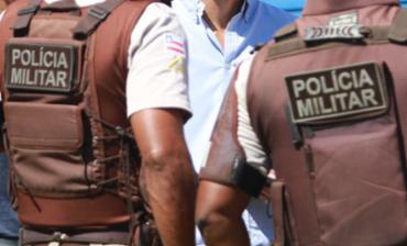 Soldado PM foi detido após receber a quantia de R$ 2 mil de uma vítima - Foto: Tiago Caldas l Ag. A TARDE | 5.10.2018