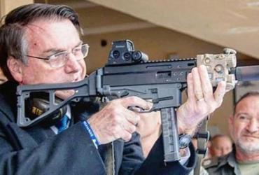 Decreto restringe fuzil e exército vai decidir se arma poderá ser usada no campo | Reprodução l Instagram