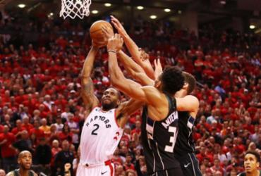 Toronto Raptors vence Milwaukee Bucks em casa e vai à final da NBA pela 1ª vez | AFP