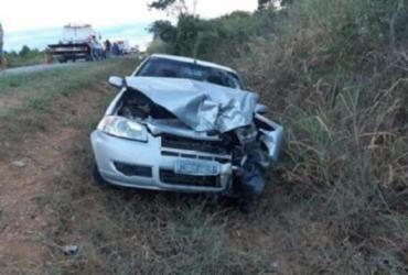 Homem morre em grave acidente na Rodovia Santos Dumont, em Conquista | Divulgação | PRF