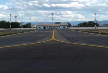 Obras de reforma do Aeroporto de Guanambi deverão ser entregues em junho