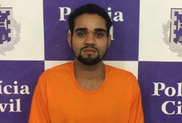 Suspeito de assaltos a ônibus é preso   Divulgação   Ascom-PC