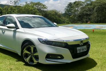 Revenda promove Honda Accord   Marco Antônio Jr.   Ag. A TARDE