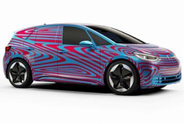 Volks faz pré-venda de elétrico na Europa   Volkswagen AG   Divulgação