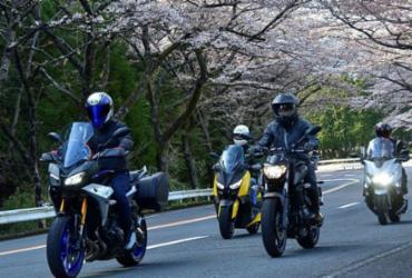 Yamaha estimula a prática do motociclismo   Divulgação