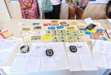 Trio suspeito de aplicar golpe em idosos é preso em Coaraci | Divulgação | SSP