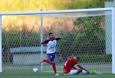 Tricolor goleia o Inter na estreia do Brasileirão de Aspirantes | Felipe Oliveira l EC Bahia