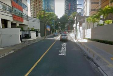 Trânsito é modificado na avenida Princesa Isabel a partir deste sábado | Reprodução | GoogleMaps