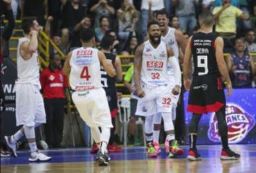 Em casa, Franca supera o Flamengo e iguala série pela final do NBB   Divulgação   NBB