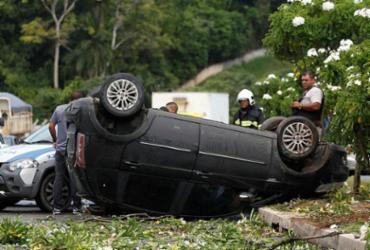 Acidentes deixaram mais de 1,6 milhão feridos em 10 anos | Raul Spinassé | Ag. A TARDE