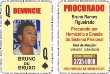 Dama de espadas do 'Baralho do Crime' morre durante confronto em Portão   Kelly Hosana l SSP-BA