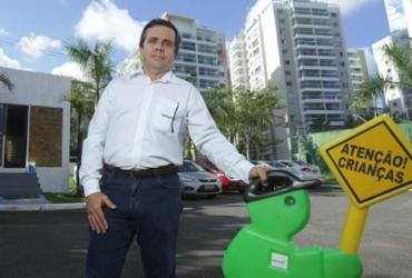 Condomínios têm regras de trânsito | Uendel Galter | Ag. A TARDE