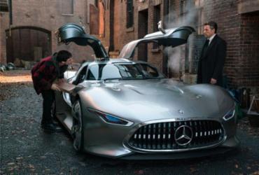 Carrões da Audi, Mercedes e Lexus brilham nas telas de cinema | Divulgação