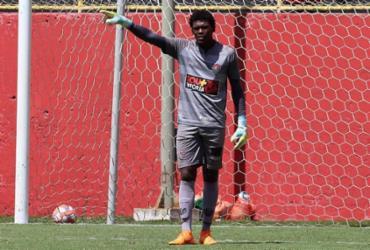 Goleiro sub-20 do Vitória é convocado por Tite para a seleção brasileira | Divulgação | EC Vitória