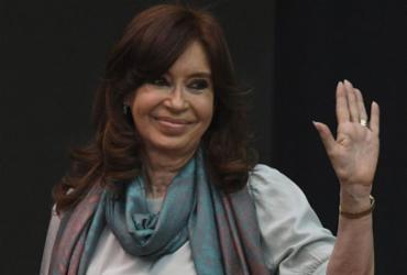 Cristina Kirchner anuncia candidatura à vice-presidência | Eitan Abramovch l AFP