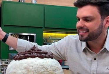 Kadu Barros promove aula de gastronomia em universidade de Salvador | Reprodução | Instagram