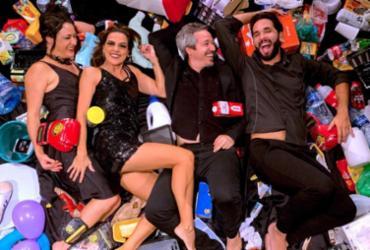Comédia sobre excessos estreia no Teatro Sesi Rio Vermelho | Divulgação | Diney Araújo