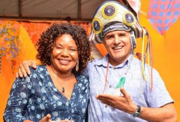 Del Feliz e Margareth Menezes comandam primeira edição do Mercado Iaô Junino | Divulgação