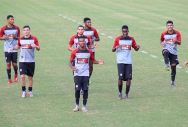 Vitória realiza último treino em Salvador antes de viajar para Goiânia | Divulgação | EC Vitória