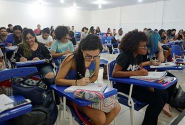 Bahia tem mais de 395 mil inscritos; provas ocorrem em 160 cidades | Shirley Stolze | Ag. A TARDE