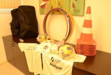 Parceria leva atividades esportivas a mais duas escolas de Mata de São João
