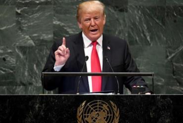 Trump confirma que EUA vão enviar 1500 soldados ao Oriente Médio | Timothy A. Clary | AFP