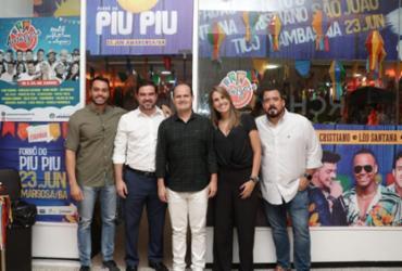 Forró do Piu Piu lança primeira loja física em Salvador | Divulgação