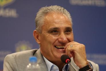 Tite minimiza pressão e quer bom desempenho na Copa América | Lucas Figueiredo | CBF