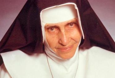 Irmã Dulce será proclamada santa pelo Vaticano | Foto: Reprodução | Site da Osid