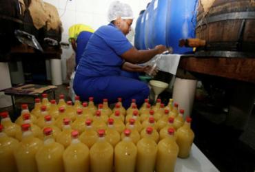 Quem trabalha com produto típico chega a lucrar 40% mais no São João | Foto: Joá Souza | Ag. A TARDE
