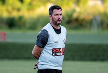 Com novo técnico, Vitória busca recomeço contra Atlético-GO | Tiago Caldas l EC Vitória