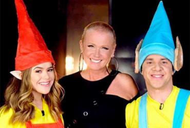 'Sonho realizado', diz Maisa Silva após gravar programa com Xuxa | Reprodução | Instagram