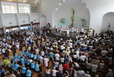 Osid completam 60 anos de fundação com missa em homenagem a Irmã Dulce | Uendel Galter l AG. A TARDE