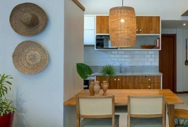 Móveis de palha voltam a ganhar destaque na decoração | Lucas Silva | Divulgação