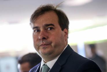 Rodrigo Maia diz que rejeita disputar cargo no Executivo | Marcelo Camargo | Agência Brasil