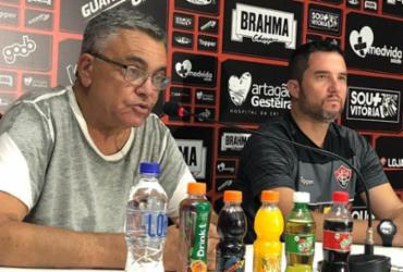 Osmar Loss diz que quer resgatar a ideologia do Vitória | Divulgação | EC Vitória